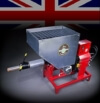 Profilis Brikettpresse Pelletpresse 230V kompakt