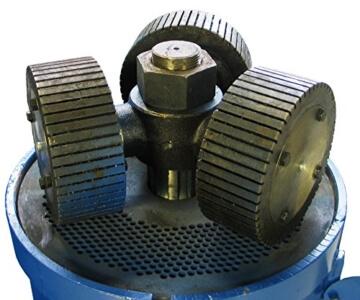 Qteck Pelletpresse PP395(M14) UG-S 30kw
