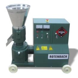 ROTENBACH Pelletpresse 7,5 kW