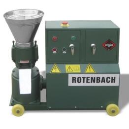 ROTENBACH Pelletpresse Pelletiere 3 kW