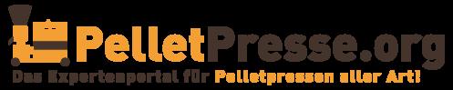 Pelletpresse Logo Transparent